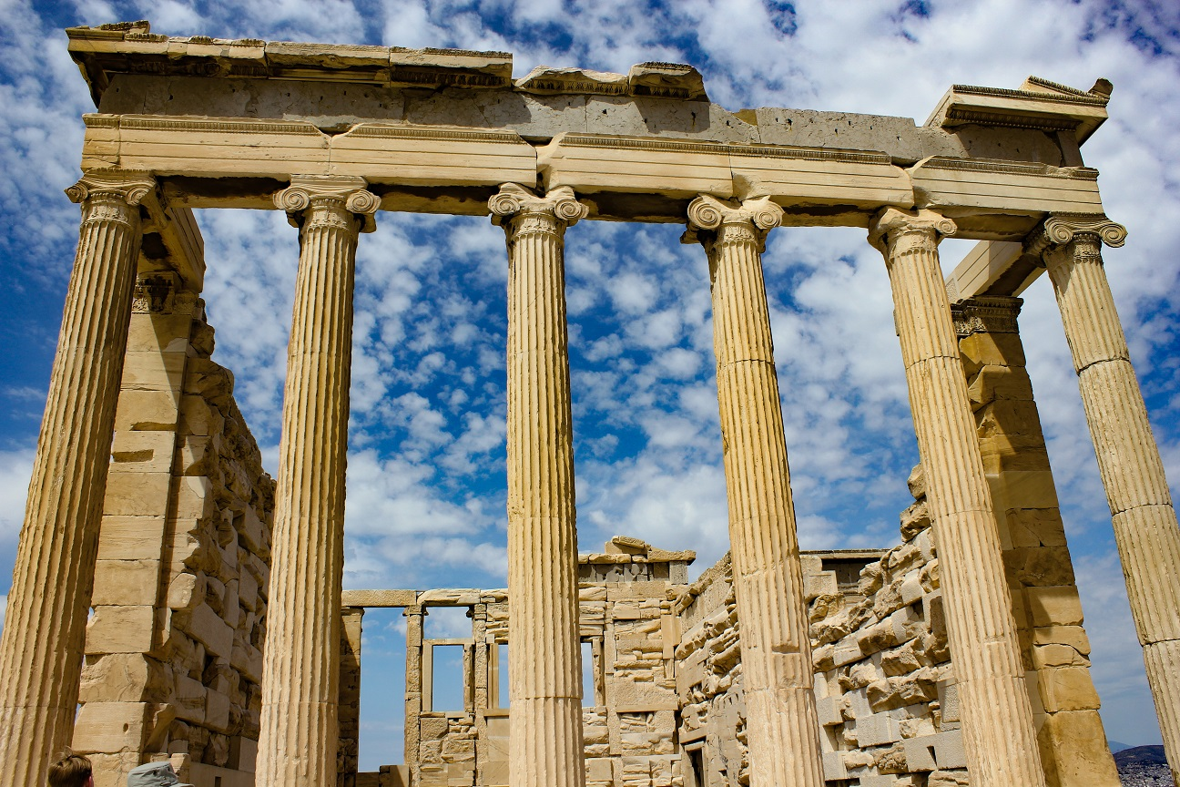 Greece Grandeur Two Weeks To Live Like A Greek God Or